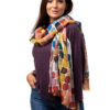 Vävd sjal - kashmirsjal av 8design Cashmere